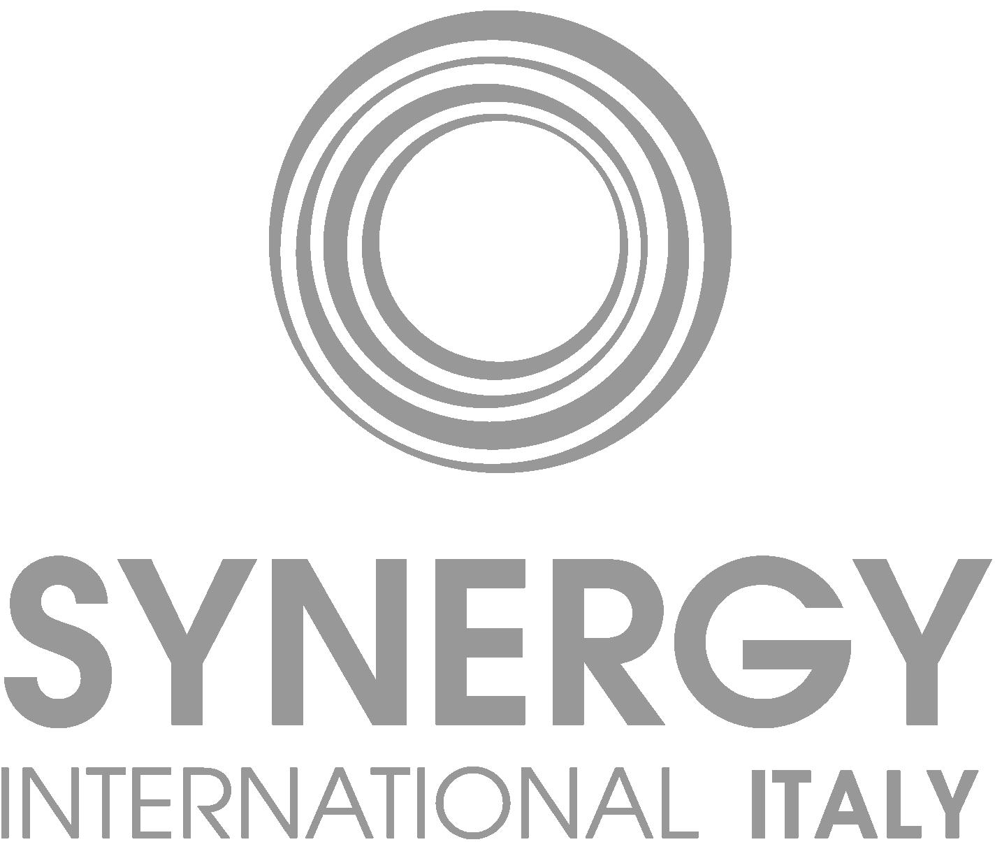 Logo SYNERGY INTERNATIONAL ITALY Srl